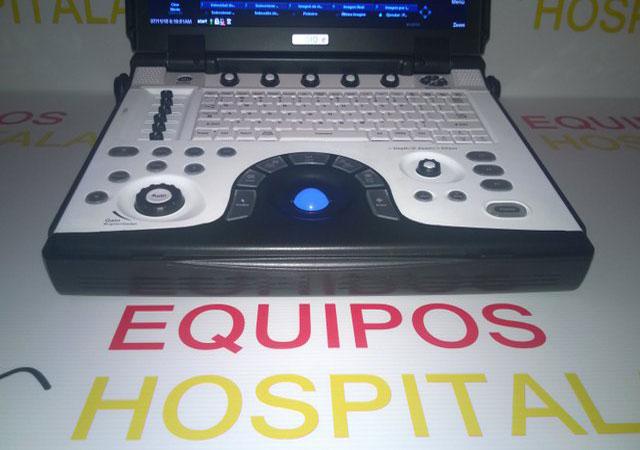 Equipos Hospitalarios - Ecografo portatil logiq e bt12 - Equipos Hospitalarios