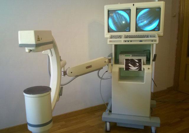 Equipos Hospitalarios - Mini Fluoroscopio - Equipos Hospitalarios